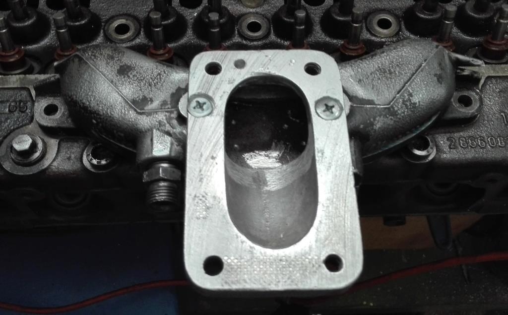 Inlet Manifold Prototype assy