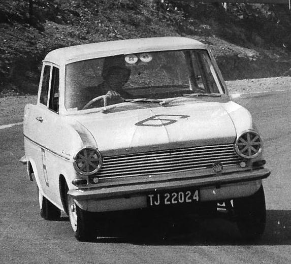 Kadett Kyalami 1964