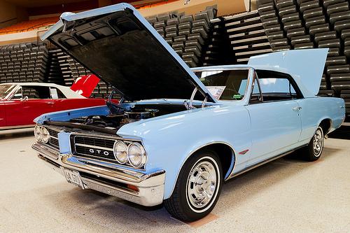 1964 Pontiac GTO Photo credit hz536n-George Thomas via Visual hunt - CC BY-NC-ND
