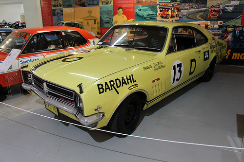 The Winning Bathurst Privateer 327 Chevy engined Monaro GTS - 1968 – The start of a racing Dynasty