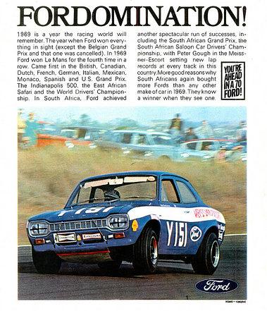 Fordomination