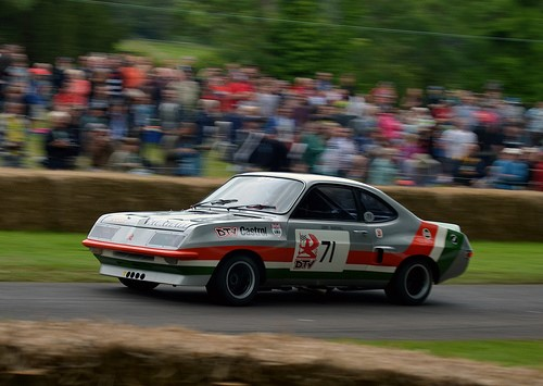 Old Nail - the 2.3 Firenza with over 70 wins and again…