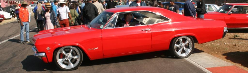LS Engined Impala