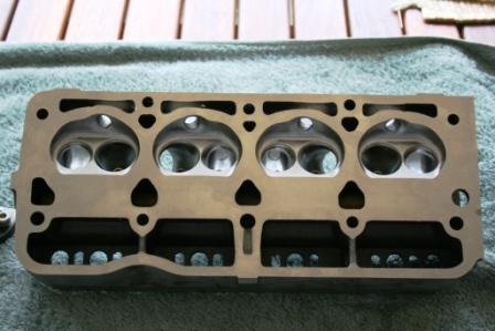 Neat Chevy Style wedge Chambers