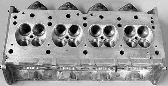 FVA cylinder head