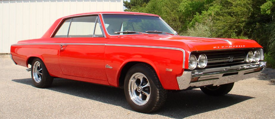 1964 Olds 4-4-2