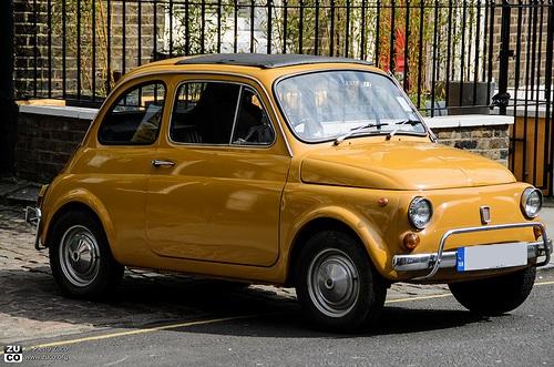 2. Fiat 500 Nuova B