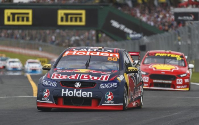 The Two protagonists for the championship - Wincup for Holden and McLaughlin for Ford - 30 points separating the two and a showdown at a new track…… Breakfasts on Saturday and Sunday are going to be very entertaining.