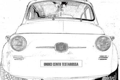 1. Undici Cento Testarossa