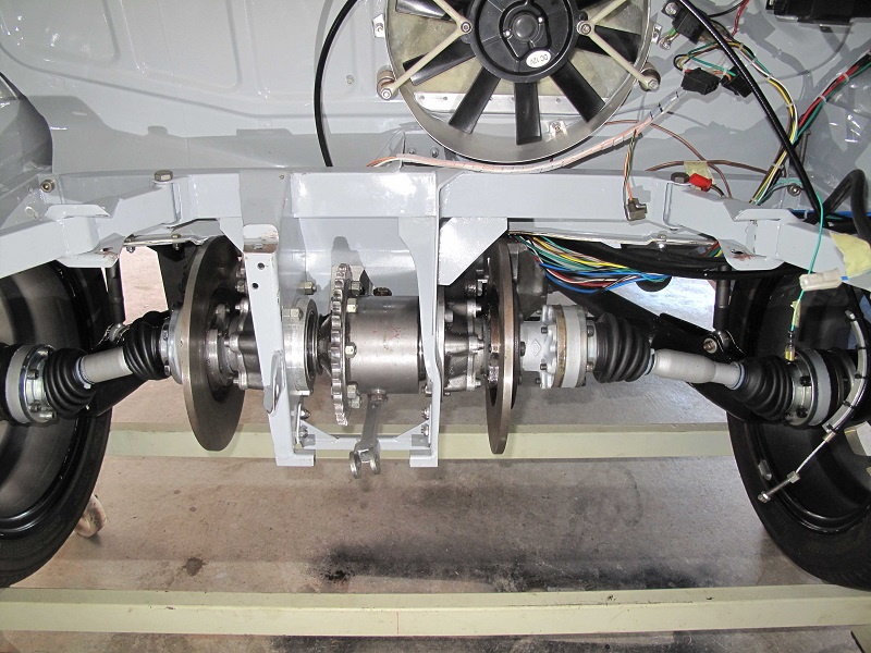 7. inboard discs with diff