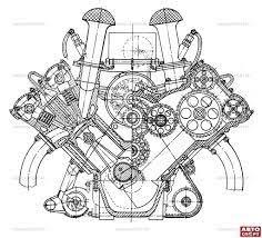 14. 3 Litre Cosworth DFV