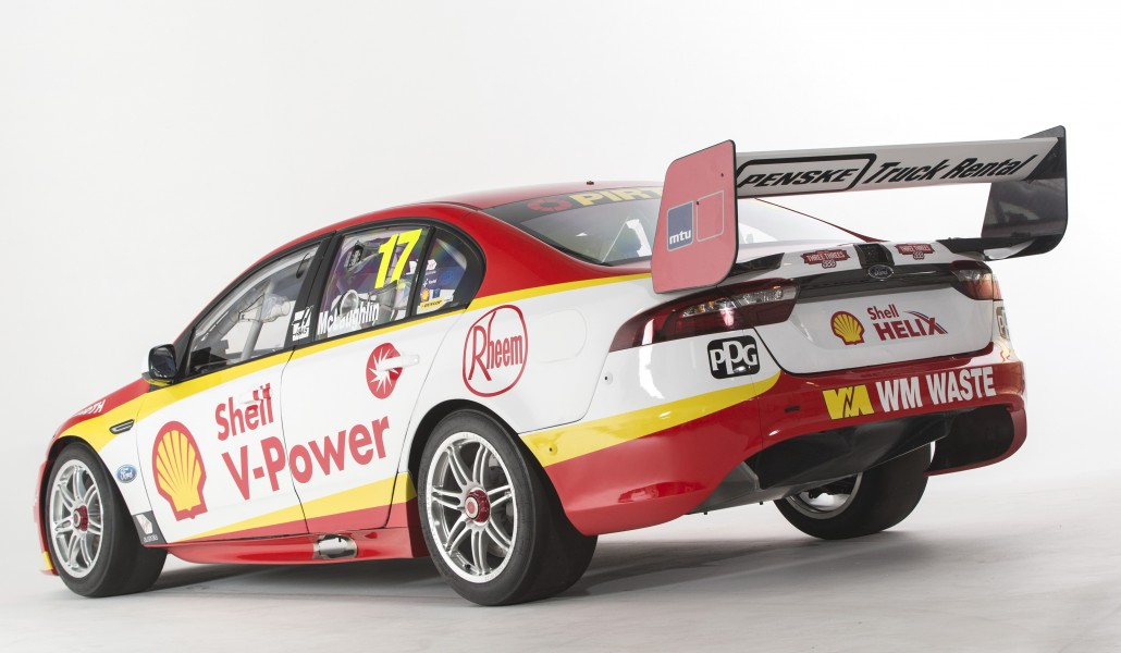 2. McLaughlin Shell DJR Penske Falcon