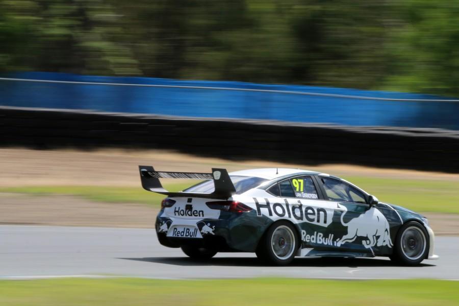3. Van Gisbergen ZB Holden