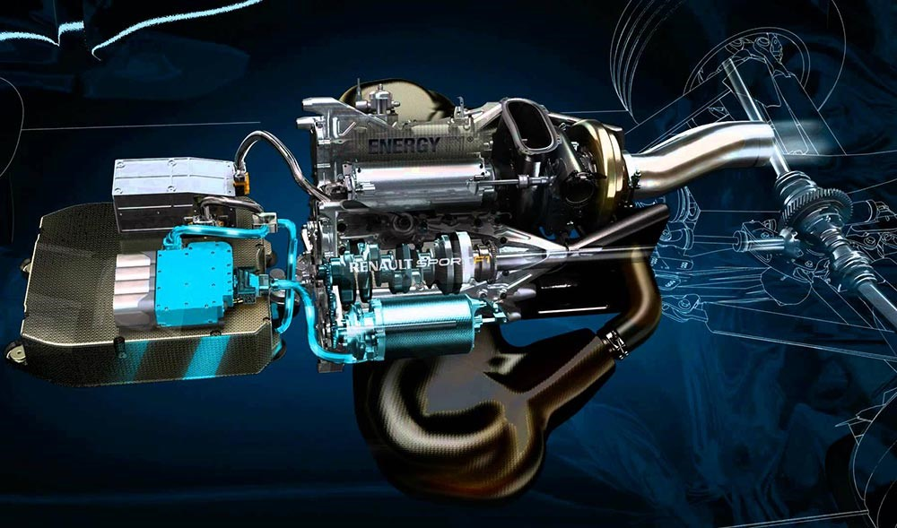 ENGINE PACKAGE THE MOST DEVISIVE ISSUE IN F1