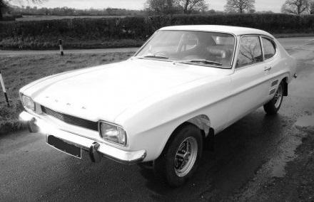 2. 1600 Ford Capri