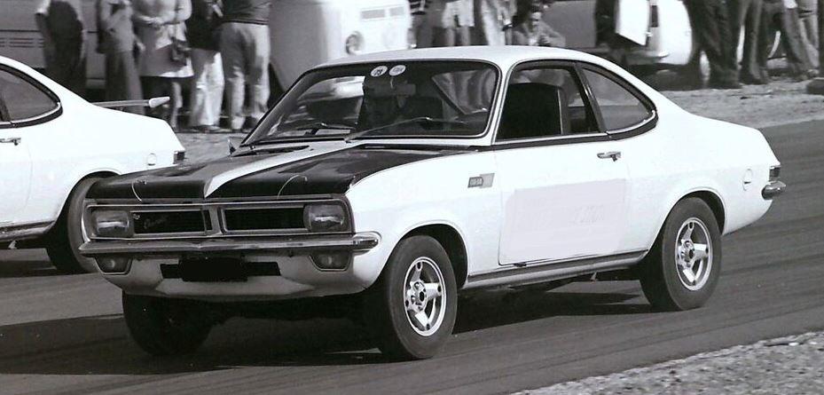 4. 1973 Firenza Can Am