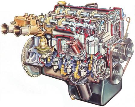 11. Lotus-Twin-Cam-Engine