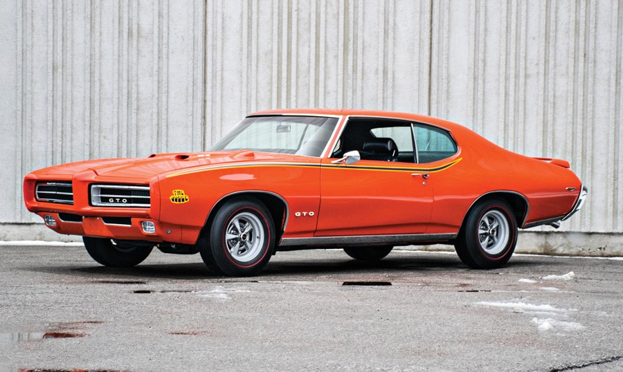 13. The Judge - Pontiac GTO