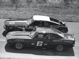 13. 1969 Camaro Vs Mustang