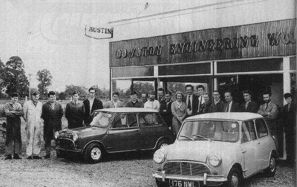 Downton Engineering - Mini Cooper | PDM Clark