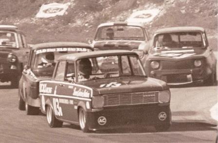 6. Kadett Renault Racing