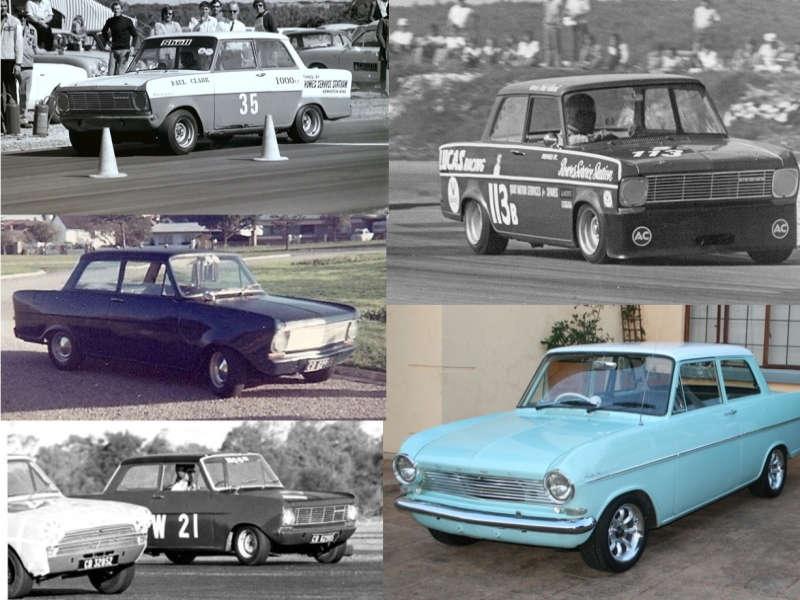 Opel Kadett | PDM Clark