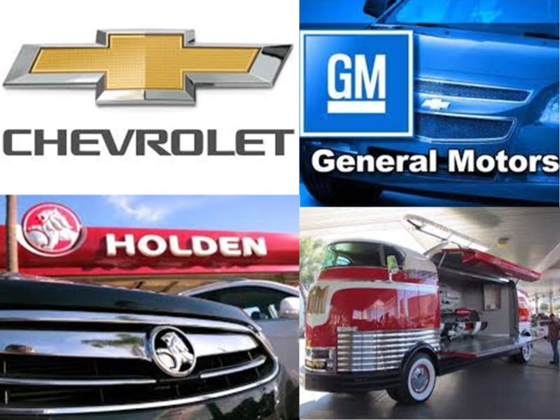 General Motors History | PDM Clark | South Africa