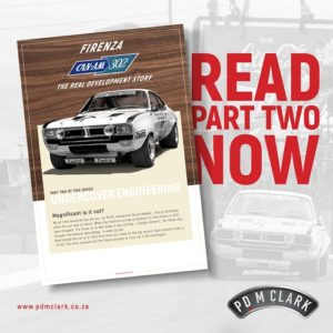 Firenza Can Am | Download Now | PDM Clark