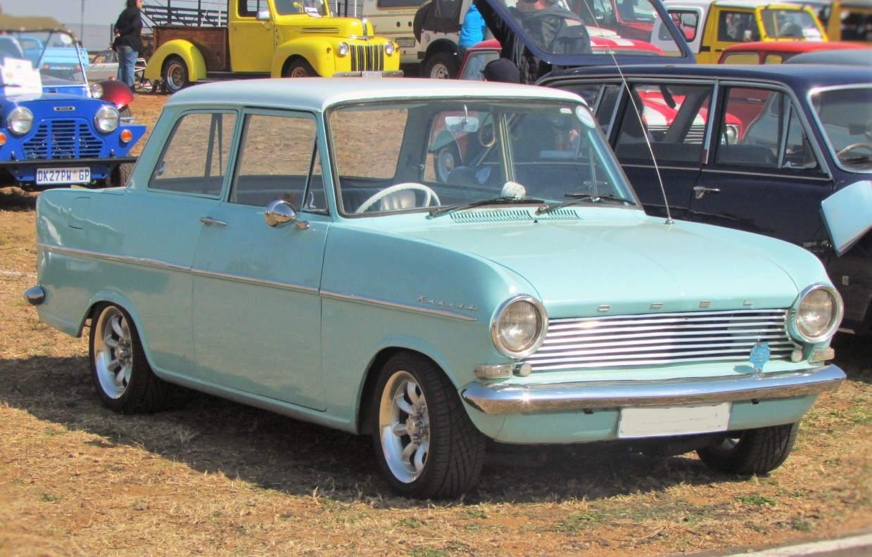 Opel Kadett   PDM Clark